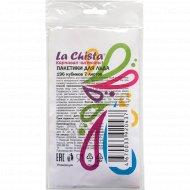 Пакеты для льда «La Chista» 7х28 шт