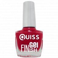 Лак для ногтей «Quiss» Gel Finish, 14, 10 мл.