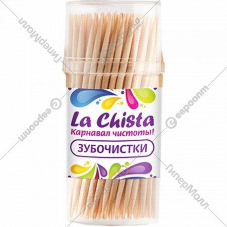 Зубочистки «La Chista» 190 шт.