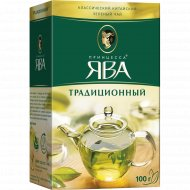 Чай зелёный «Принцесса Ява» традиционный 100 г.