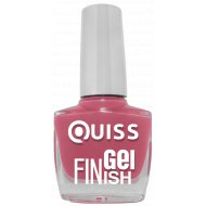 Лак для ногтей «Quiss» Gel Finish, 17, 10 мл.