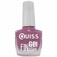 Лак для ногтей «Quiss» Gel Finish, 18, 10 мл.
