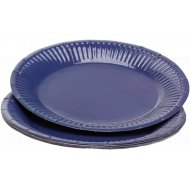 Набор тарелок праздничных, 10 шт.