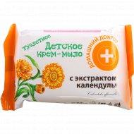 Крем-мыло детское «Домашний доктор» календула, 70 г.