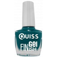 Лак для ногтей «Quiss» Gel Finish, тон 21, 10 мл.
