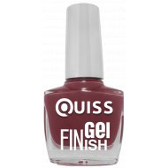 Лак для ногтей «Quiss» Gel Finish, тон 23, 10 мл.