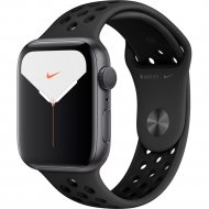 Умные часы «Apple» Watch Nike Series 5 GPS MX3T2UL/A Space Grey.