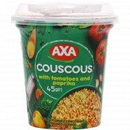 Каша кускус «AXA» с томатами и паприкой, 45 г.