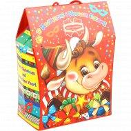 Новогодний набор кондитерских изделий «Символ года» 1 кг.