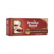 Чай чёрный «Brooke Bond» насыщенный, 25 пакетиков.