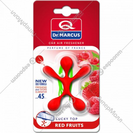 Ароматизатор «Dr.Marcus» Lucky Top red fruits.
