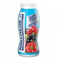 Напиток кисломолочный «Имунеле» малина и ежевика, 1.2%, 100 г