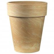 Горшок керамический, 17x20 см.