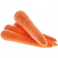 Морковь, 1 кг, фасовка 1-1.1 кг