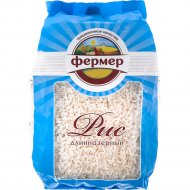 Крупа рисовая «Фермер» длиннозерный, 700 г.