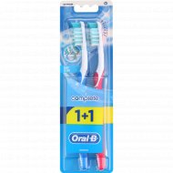 Зубная щетка «Оral-b» сomplete 1+1.