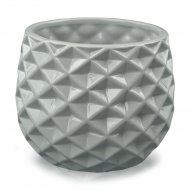Горшок керамический 16x13 см.