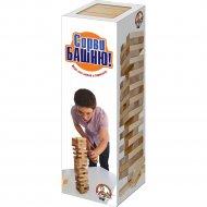Игра для детей и взрослых «Падающая башня» 01506.