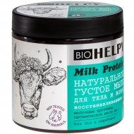 Мыло густое «Bioteq» для тела и волос восстанавливающее, 500 мл.