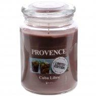 Свеча в подсвечнике «Provence» Куба Либре, 10х14 см