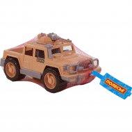 Игрушка автомобиль - пикап военные «Защитник-Сафари».