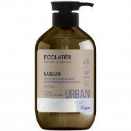 Бальзам для волос «Ecolatier URBAN» аргана и белый жасмин, 400 мл.