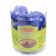 Набор свечей «Provence» 560115/66, синий, 4.3 см, 8 штук