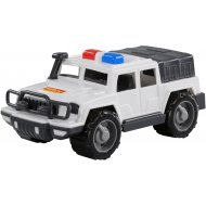 Игрушка автомобиль - джип «Защитник» №1, патрульный.