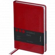 Ежедневник недатированный «Silver Pristine» A5, 160 листов.