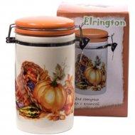 Банка для сыпучих продуктов «Elrington» Fertility, 1 л, 110-07079