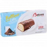 Пирожное бисквитное «Balconi» с молочной начинкой, 222 г