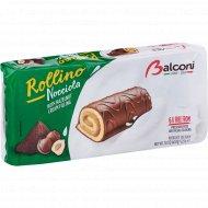Пирожное бисквитное «Balconi» с начинкой лесной орех, 222 г
