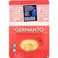 Сыр полутвердый «Германто Гоуда» ломтики 45%, 150 г.