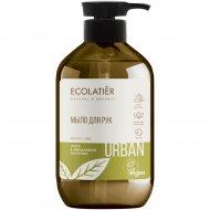 Мыло для рук жидкое «Ecolatier Urban» алоэ и миндальное молочко, 400 мл.