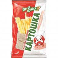 Картошка «Dr.Snack» жареная соломкой, со вкусом краба, 80 г.