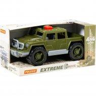 Игрушка автомобиль - пикап военный «Защитник» патрульный.
