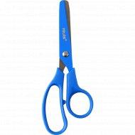 Ножницы детские «Basic Colours» 13.4 см, эргономичные ручки, синие.