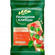 Хлебцы ржано-пшеничные «Полоцкие» с отрубями, 80 г