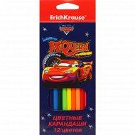 Цветные карандаши «Erich Krause» 12 штук.