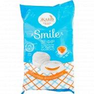 Зефир «Smile» с начинкой Сгущеное молоко, 300 г.