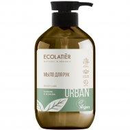 Жидкое мыло «Ecolatier Urban» Базилик и Жожоба, 400 мл