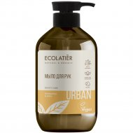 Жидкое мыло «Ecolatier Urban» Мандарин и Мята, 400 мл