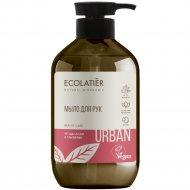 Мыло для рук жидкое «Ecolatier Urban» ягоды асаи и танжерин, 400 мл.