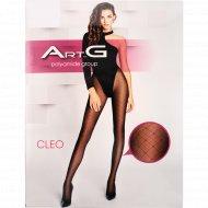 Колготки женские «ArtG Cleo» 40 den, Nero, размер 3.