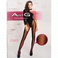Колготки женские «ArtG Cleo» 40 den, Nero, размер 4.