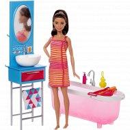 Кукла «Barbie» С набором мебели, DVX53