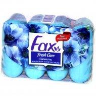 Мыло туалетное «Fax» свежесть, 4х70 г