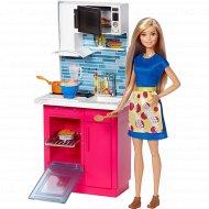 Кукла «Barbie» С набором мебели, DVX54