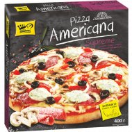 Пицца «Americana» Supreme 400 г.