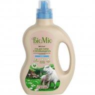 Гель и пятновыводитель для стирки белья «BioMio bio-2-in-1» 1500 мл.
